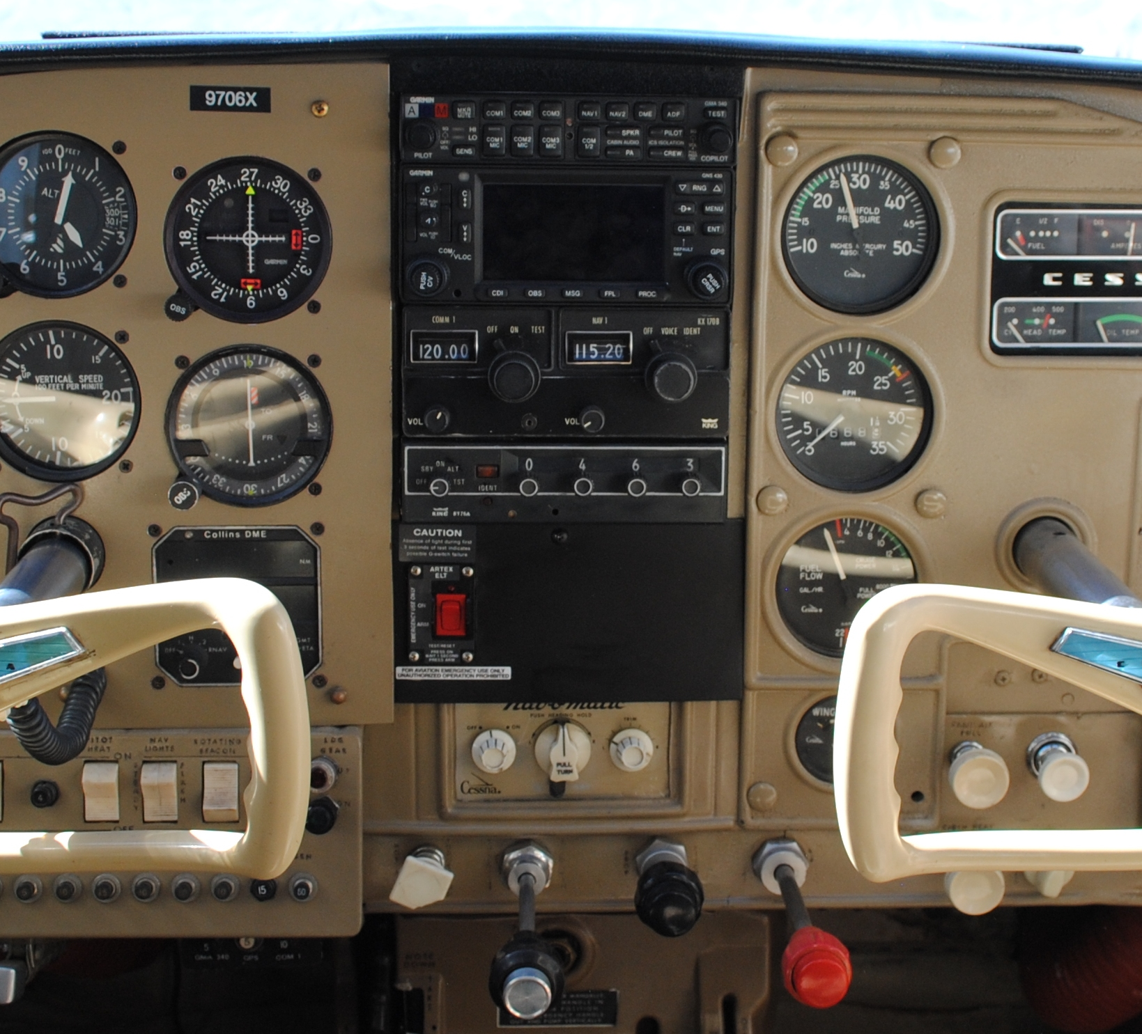 Windshield Repair Near Me >> 1962 Cessna 210 Robertson STOL | El Paso Aero, Inc ...